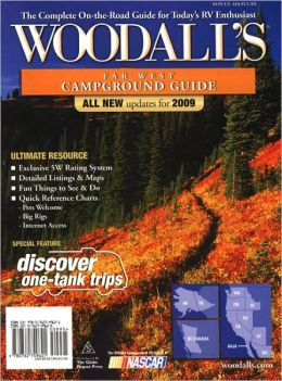 Woodall's Far West Campground Guide, 2009