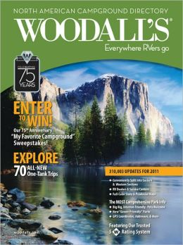 Woodall's North American Campground Directory, 2011