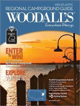 Woodall's Mid Atlantic Campground Guide, 2011