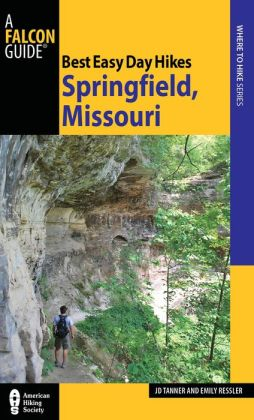 Best Easy Day Hikes Springfield, Missouri