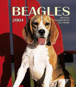 2004 Beagles Weekly Engagement Calendar