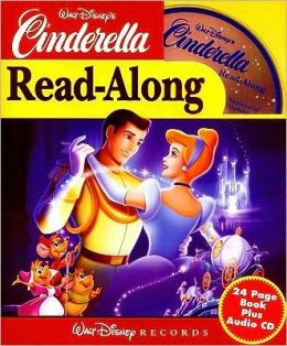 Disney's Cinderella: Book & CD