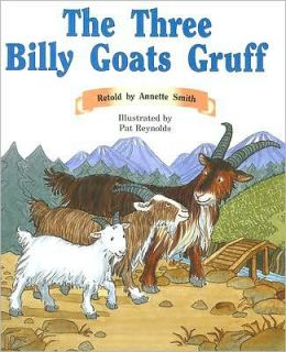 Rigby PM Collection: Individual Student Edition Orange (Levels 15-16) The Three Billy Goats Gruff