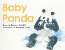 Rigby PM Plus: Individual Student Edition Red (Levels 3-5) Baby Panda