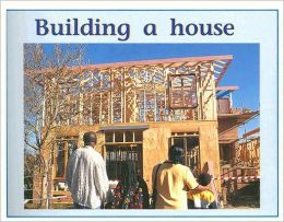 Rigby PM Plus: Individual Student Edition Blue (Levels 9-11) Building a House