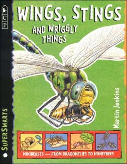 Wings, Stings and Wriggly Things: Minibeasts-From Dragonflies to Honeybees