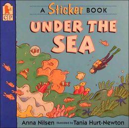 Under the Sea: Sticker Book