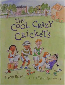 Cool Crazy Crickets to the Rescue!
