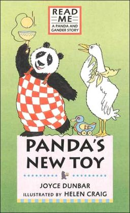 Panda's New Toy: A Panda and Gander Story
