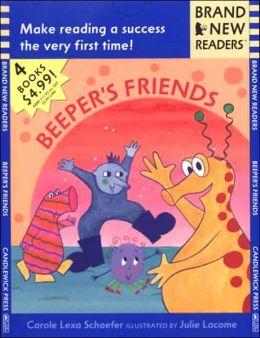 Beeper's Friends: Brand New Readers