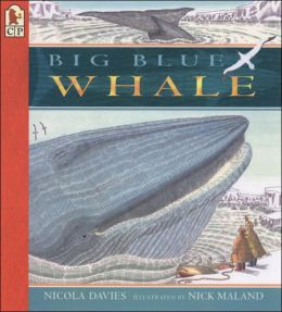 Big Blue Whale (Candlewick Press Big Books Series)