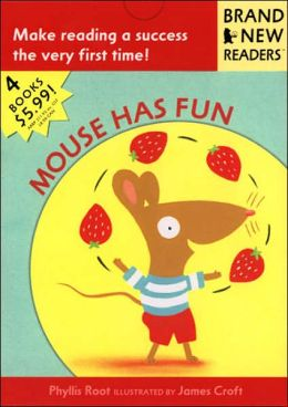 Mouse Has Fun: Brand New Readers