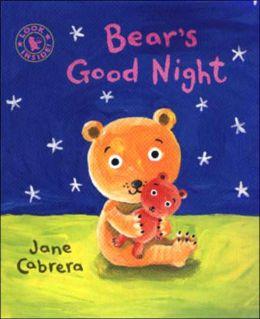 Bear's Good Night