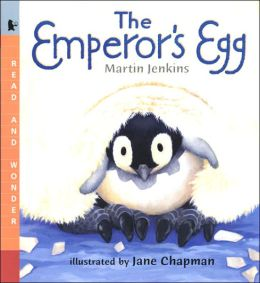 The Emperor's Egg (Read and Wonder Series)