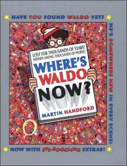 Where's Waldo Now?: Mini Edition