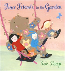 Four Friends in the Garden