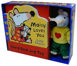 Maisy Loves You Book and Toy Gift Set