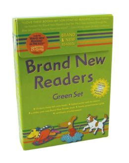 Brand New Readers Green Set