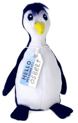 My Penguin Osbert: Doll