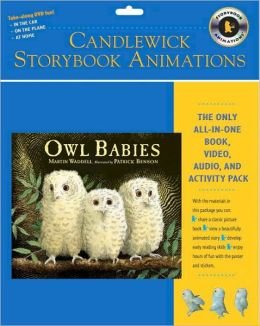 Owl Babies (Candlewick Storybook Animation Series)