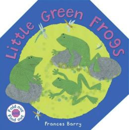 Little Green Frogs