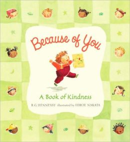 Because of You: A Book of Kindness