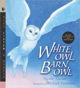 White Owl, Barn Owl (Read, Listen, and Wonder Series)