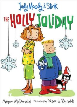Judy Moody and Stink: The Holly Joliday