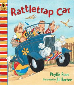 Rattletrap Car Big Book