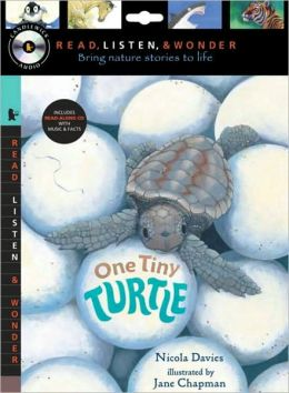 One Tiny Turtle (Read, Listen, and Wonder Series)