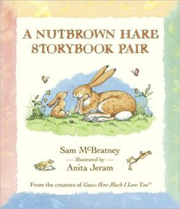 A Nutbrown Hare Storybook Pair Boxed Set