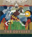 Book Cover Image. Title: The Odyssey, Author: Gillian Cross