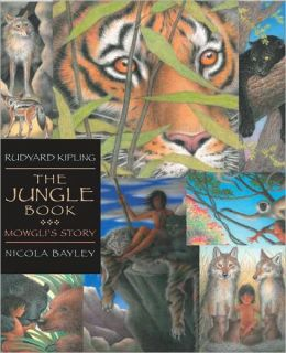 The Jungle Book: Candlewick Illustrated Classic: Mowgli's Story