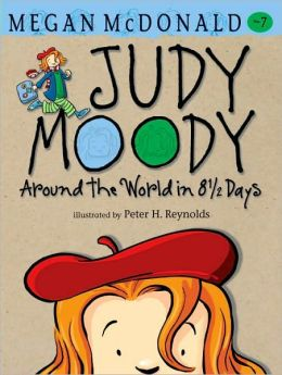 Judy Moody: Around the World in 8 1/2 Days (Judy Moody Series #7)