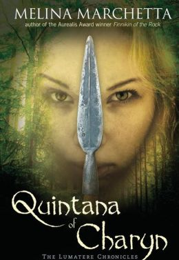 Quintana of Charyn (Lumatere Chronicles Series)