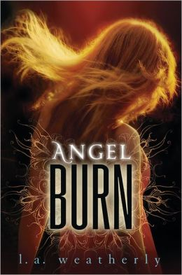 Angel Burn (Angel Trilogy Series #1)
