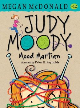 Judy Moody, Mood Martian (Book #12)