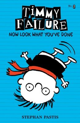 Timmy Failure: Now Look What You've Done (PagePerfect NOOK Book)