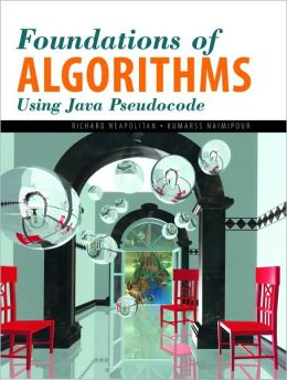 Foundations of Algorithms Using Java Pseudocode