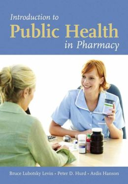 Introduction To Public Health In Pharmacy
