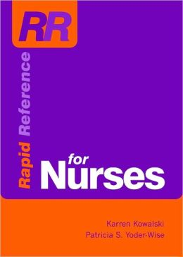 Rapid Reference For Nurses