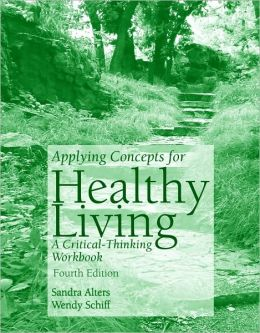 Applying Concepts for Healthy Living, Workbook