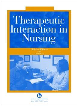 Therapeutic Interaction in Nursing