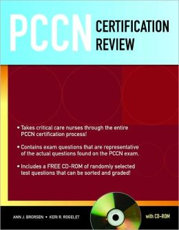 PCCN Certification Review With CD-ROM