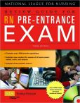 Book Cover Image. Title: Review Guide For RN Pre-Entrance Exam, Author: National League for Nursing