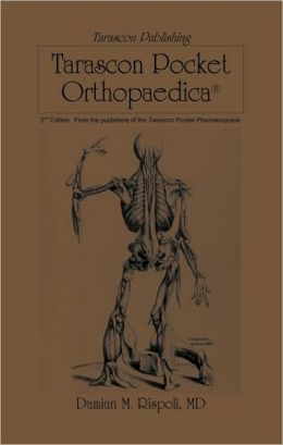 Tarascon Pocket Orthopaedica