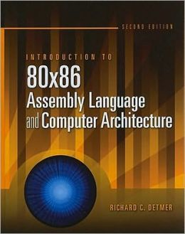 INTRO.TO 80X86 ASSEMBLY LANG...