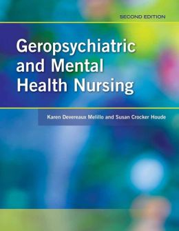 Geropsychiatric And Mental Health Nursing