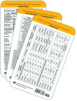 Tarascon Primary Care Pocketbook Card: Hematologic Disorders