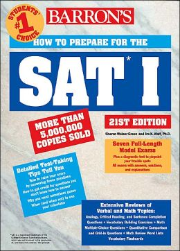 How to Prepare for the SAT I
